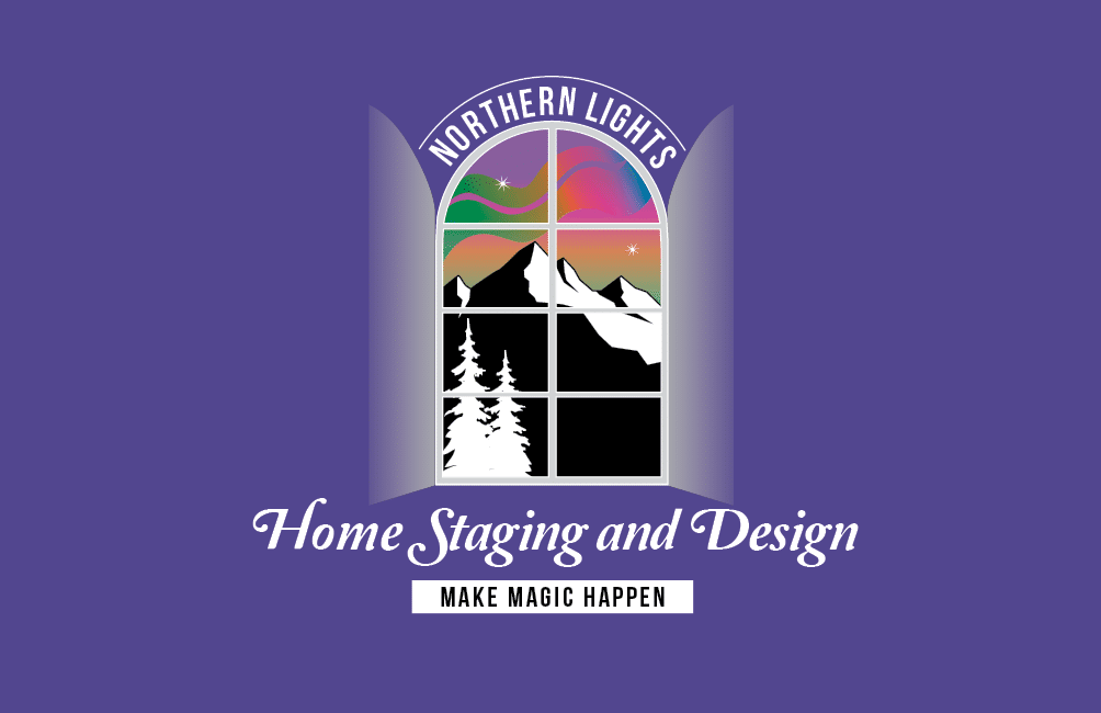 Northern Lights Home Staging and Design Brochure