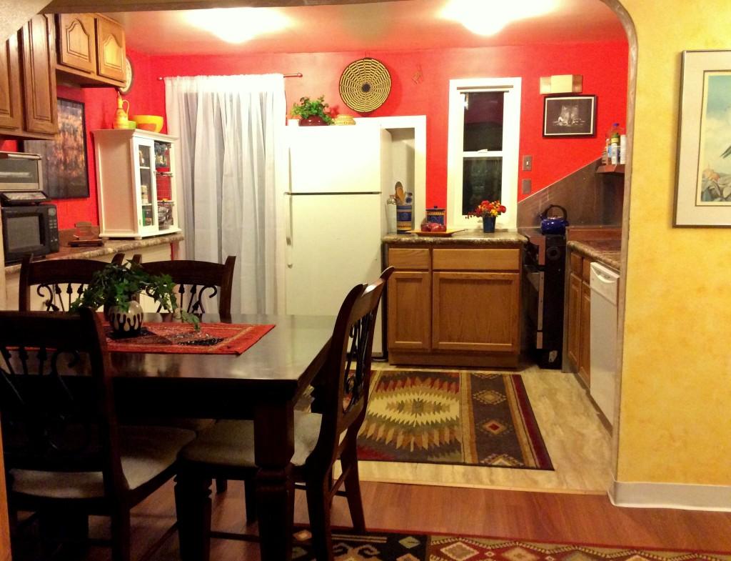 Interior Design, Kitchen remodel, Seward Alaska