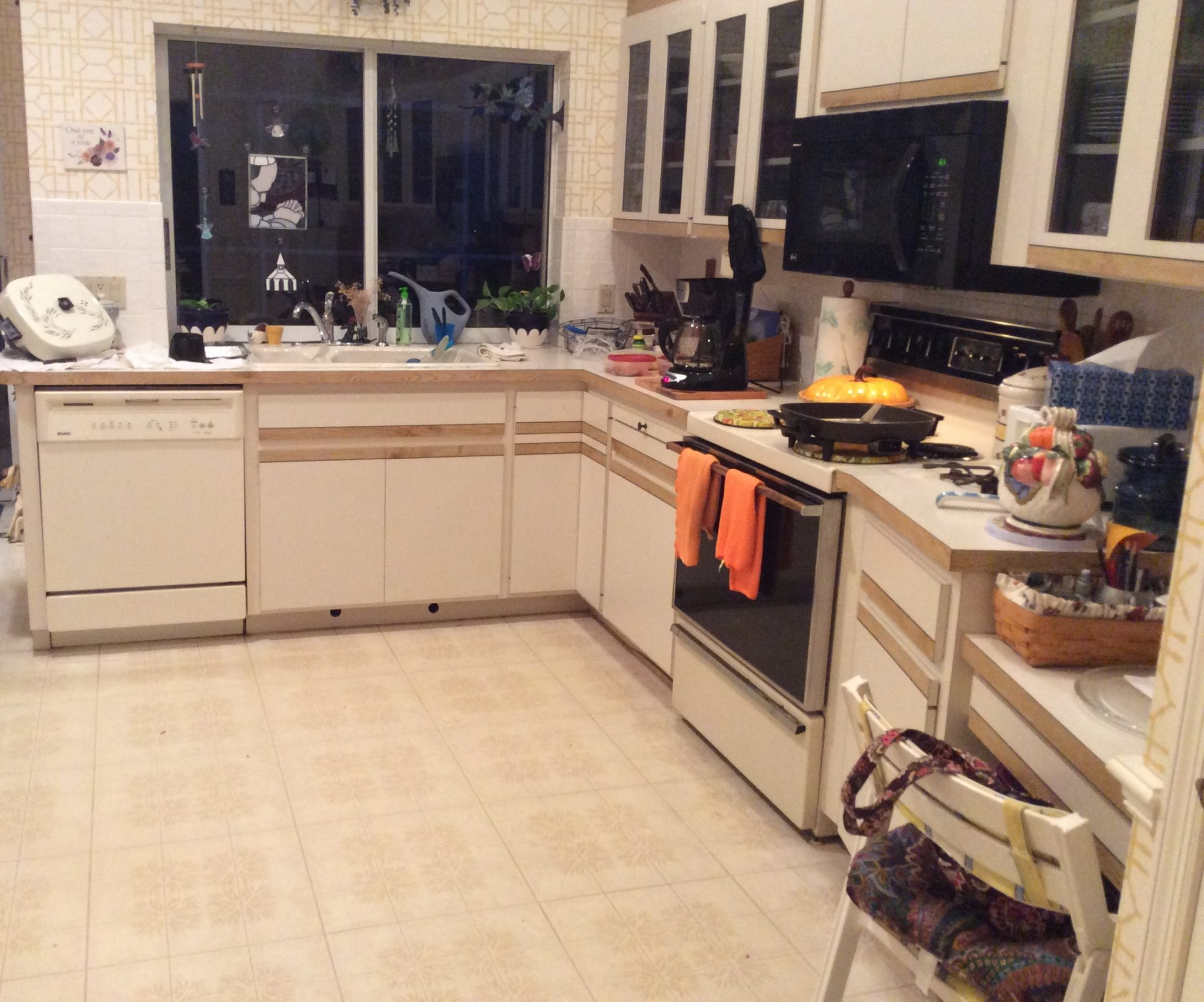 Before- Kitchen