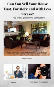 E-book Can you sell your house fast, form more and with less stress? By Northern Lights Home Staging and Design