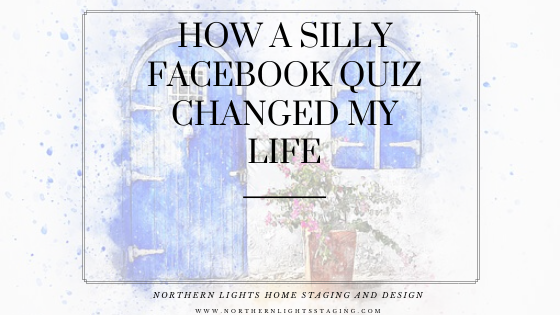 How a Silly Facebook Quiz Changed My Life