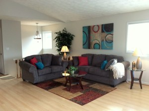 Photo by Mary Ann Benoit- Northern Lights Home Staging and Design