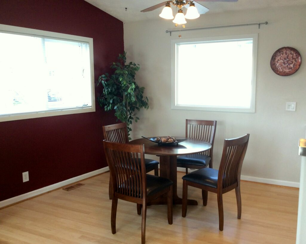 After- Dining Area