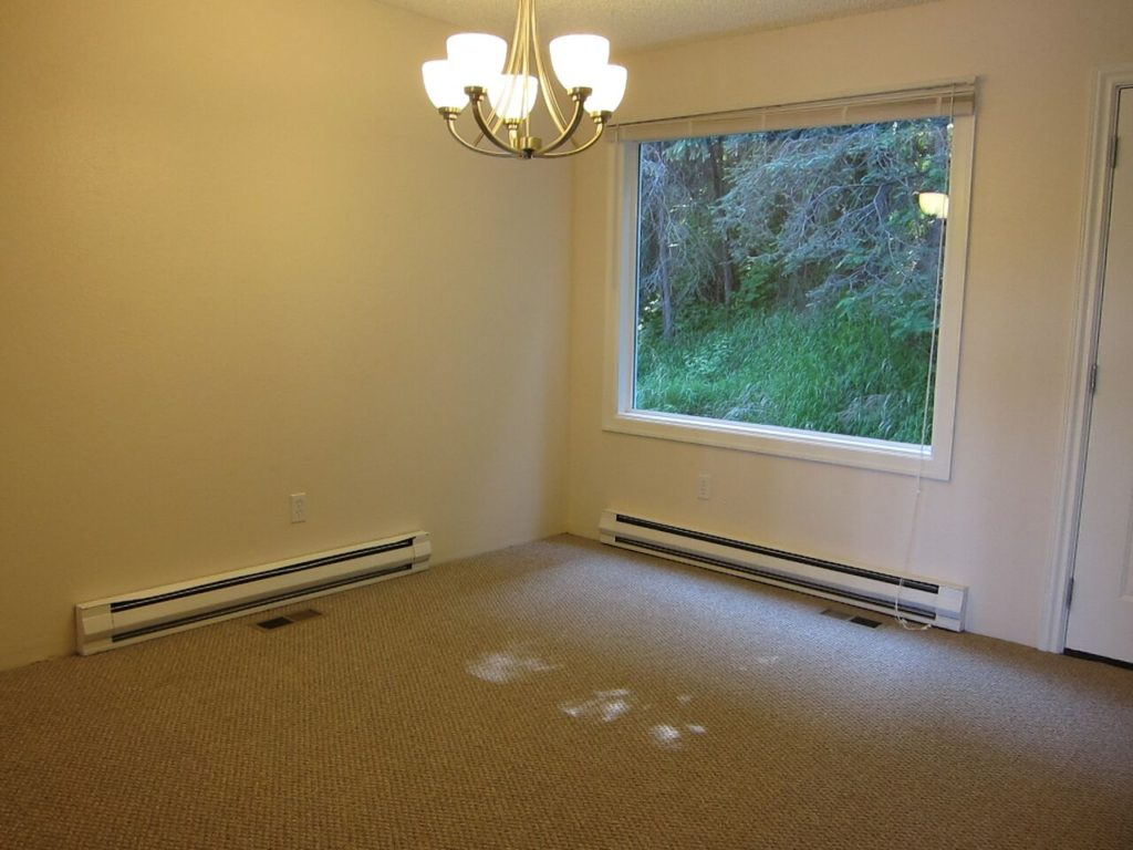 Alaska vacant home staging