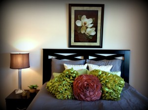 house showing survival tips. Northern Lights Home Staging and Design