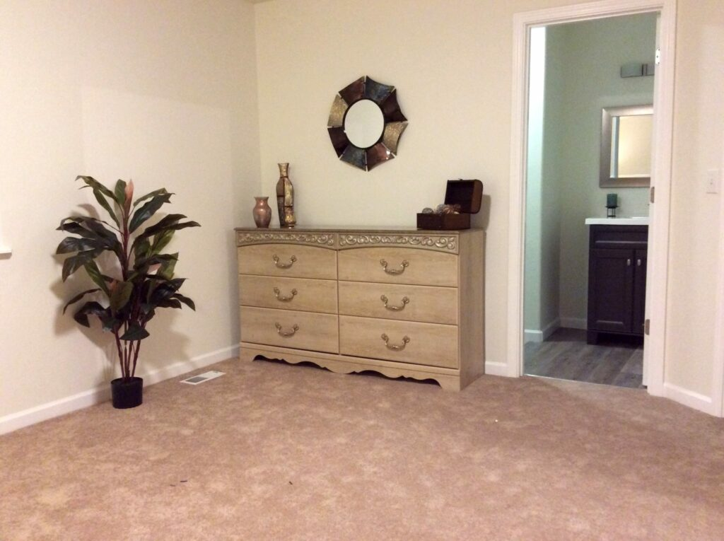 Anchorage home staging with Northern Lights Home Staging and Design