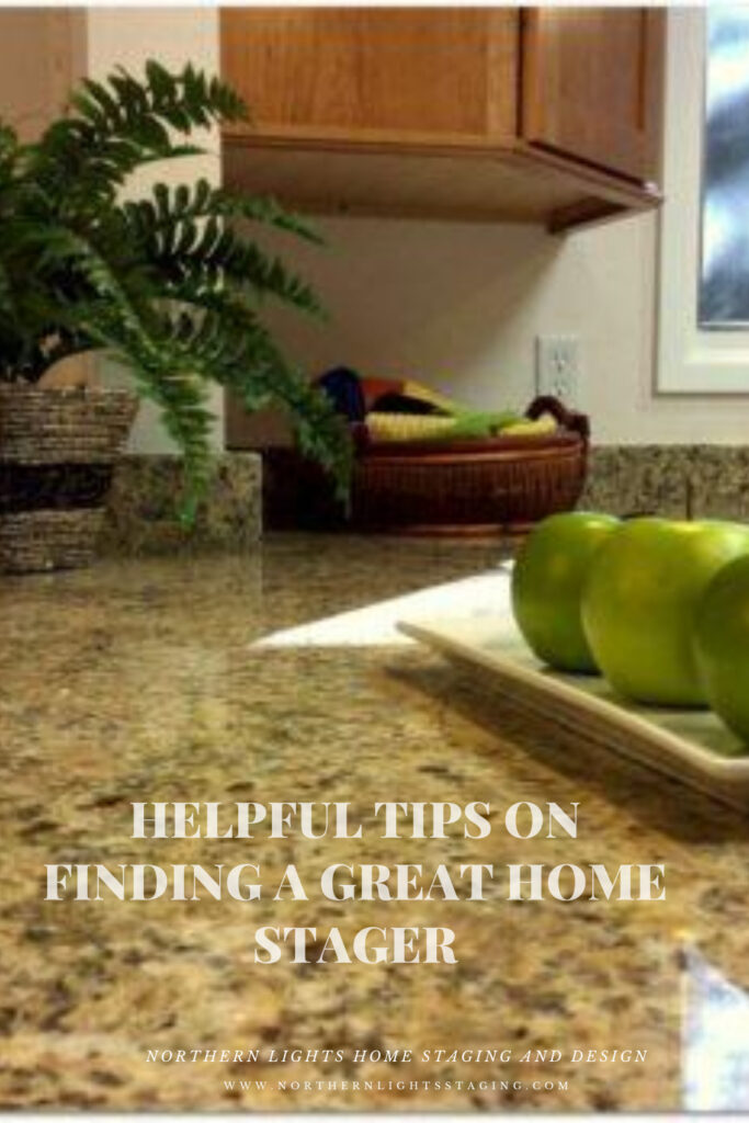 Helpful Tips on Finding a Great Home Stager