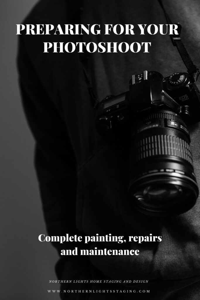 Preparing for Your Photoshoot