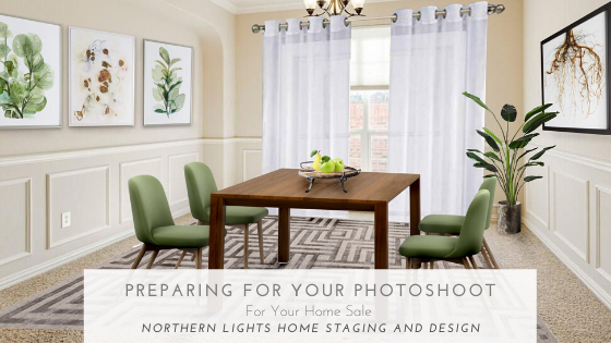 Preparing for your Photoshoot for your Home Sale