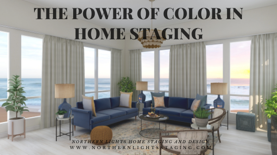 The Power of Color in Home Staging