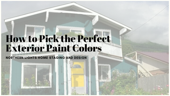 How to Pick the Perfect Exterior Paint Colors