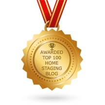 Northern Lights Home Staging and Design Awarded one of the top 100 home staging blogs and websites on the planet by Feedspot.com