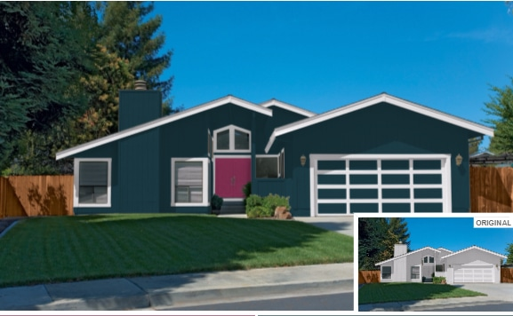 How to Pick the Perfect Exterior Paint Colors- Part 2