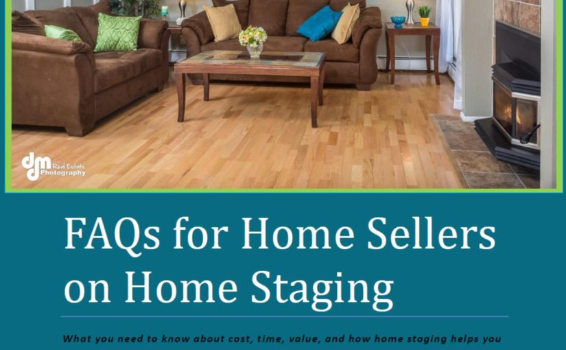 FAQs for Home Sellers on Home Staging by Northern Lights Home Staging and Design