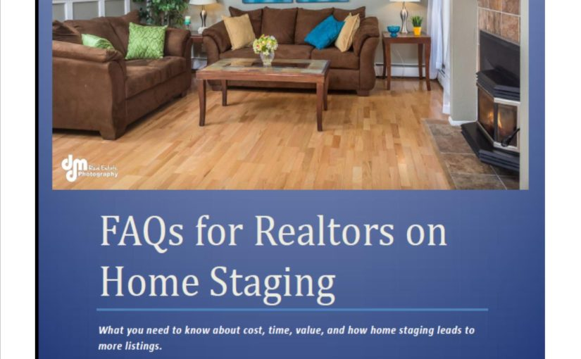 FAQs for Realtors on Hme Staging