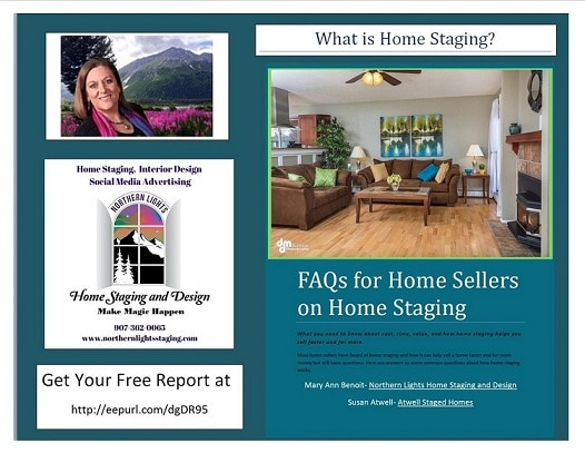FAQ's For Home Sellers- What is Home Staging?
