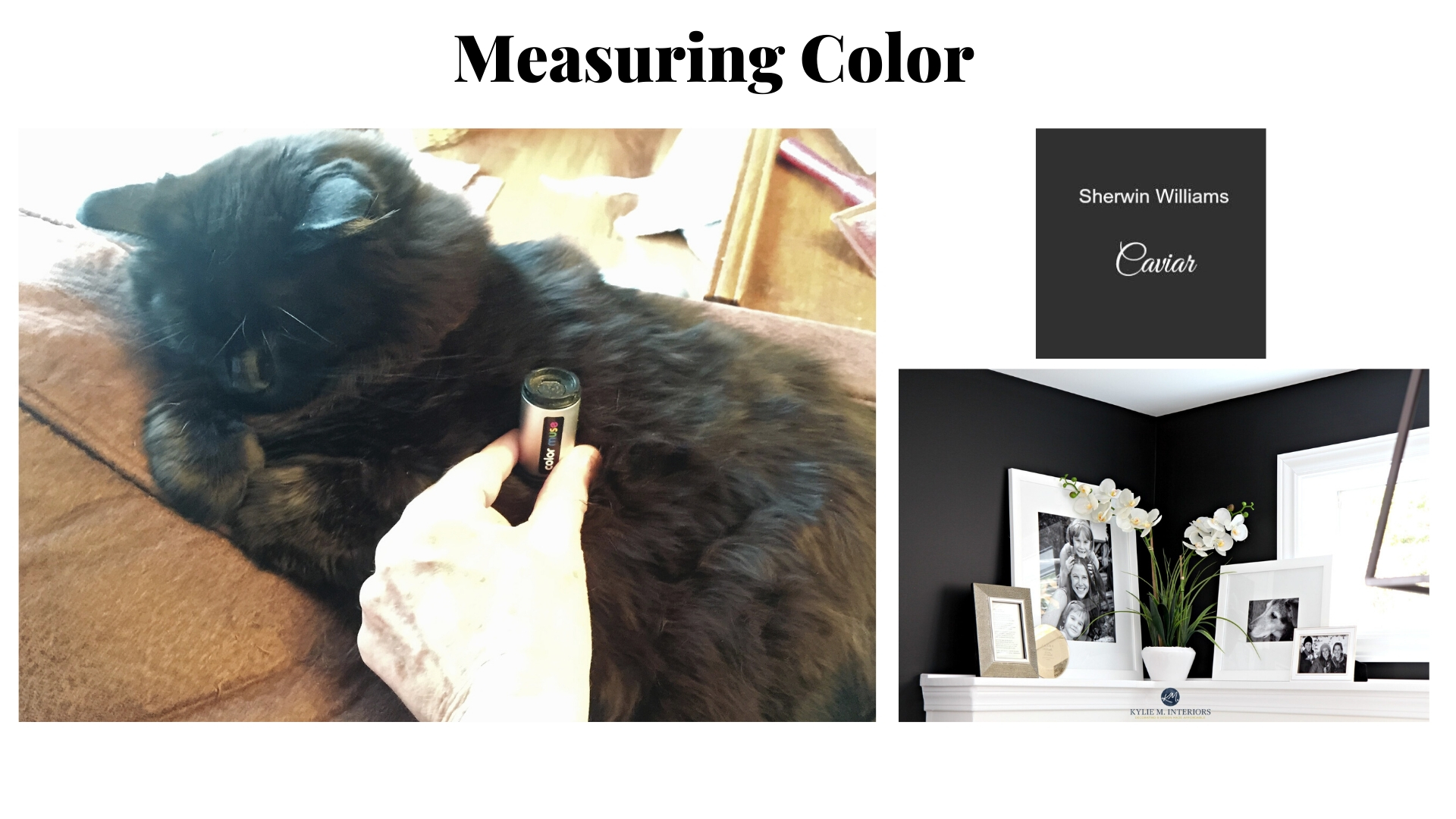 All color can be measured