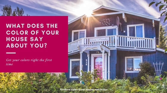 What Does the Color of Your House Say About You?