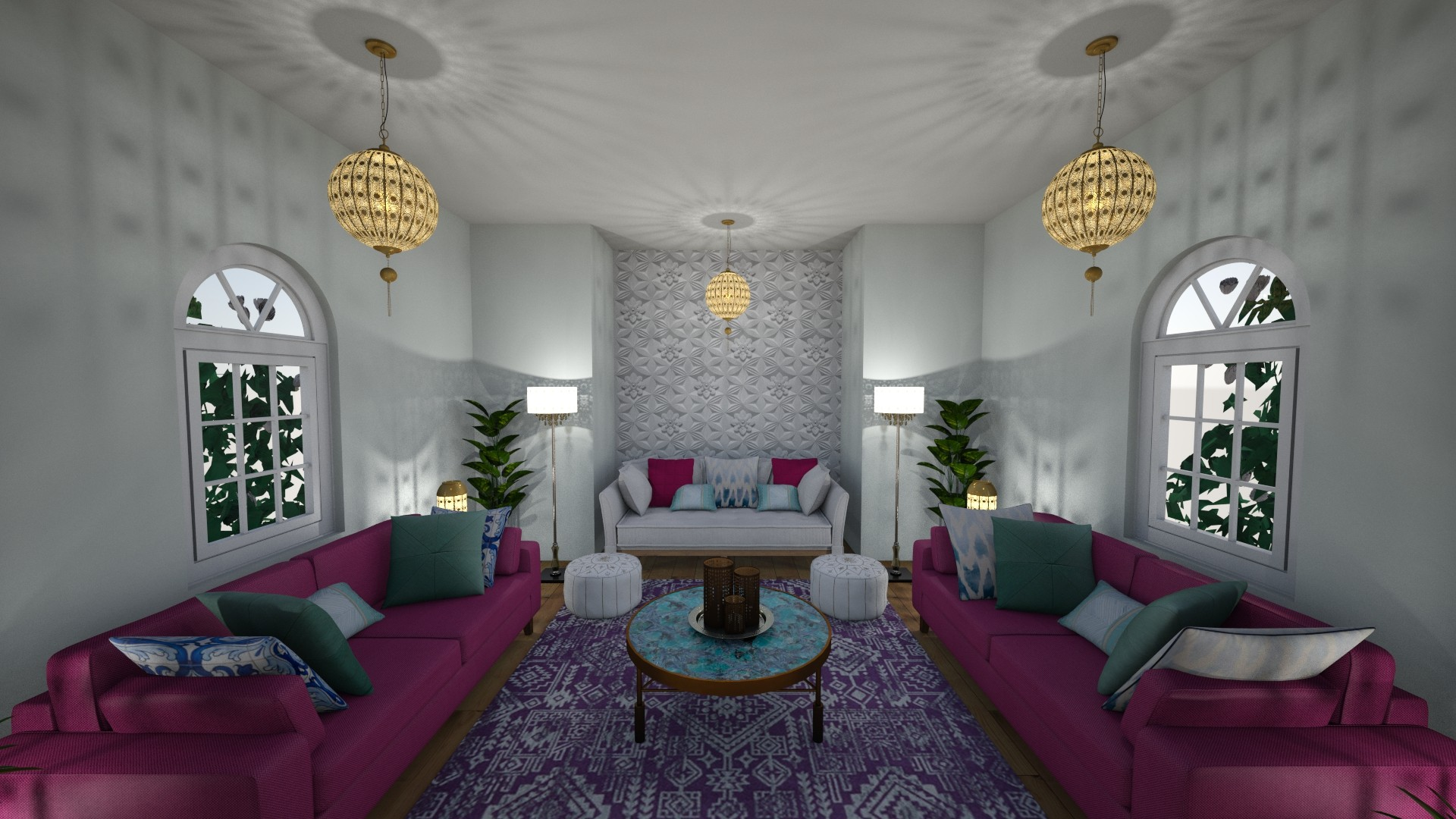 E-Design and Virtual Staging