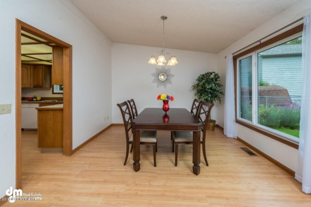 Replace outdated lighting. After home staging. by Northern Lights Home Staging and Design.