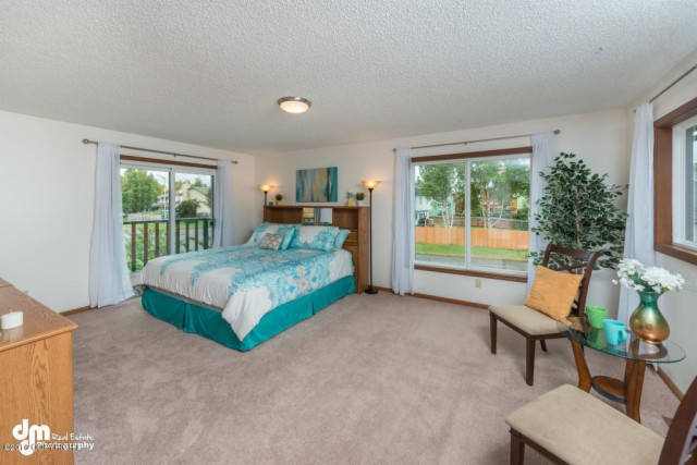 Replace old carpeting. After Home Staging by Northern Lights Home Staging and Design. Photo by DMD Real Estate Photography.]