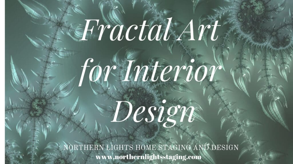 One of a KInd Fractal Art by Northern Lights Home Staging and Design available at Society 6 at https://society6.com/northernlightsstaging