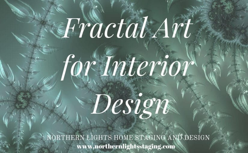Embrace Color with Fractal Art for Interior Design