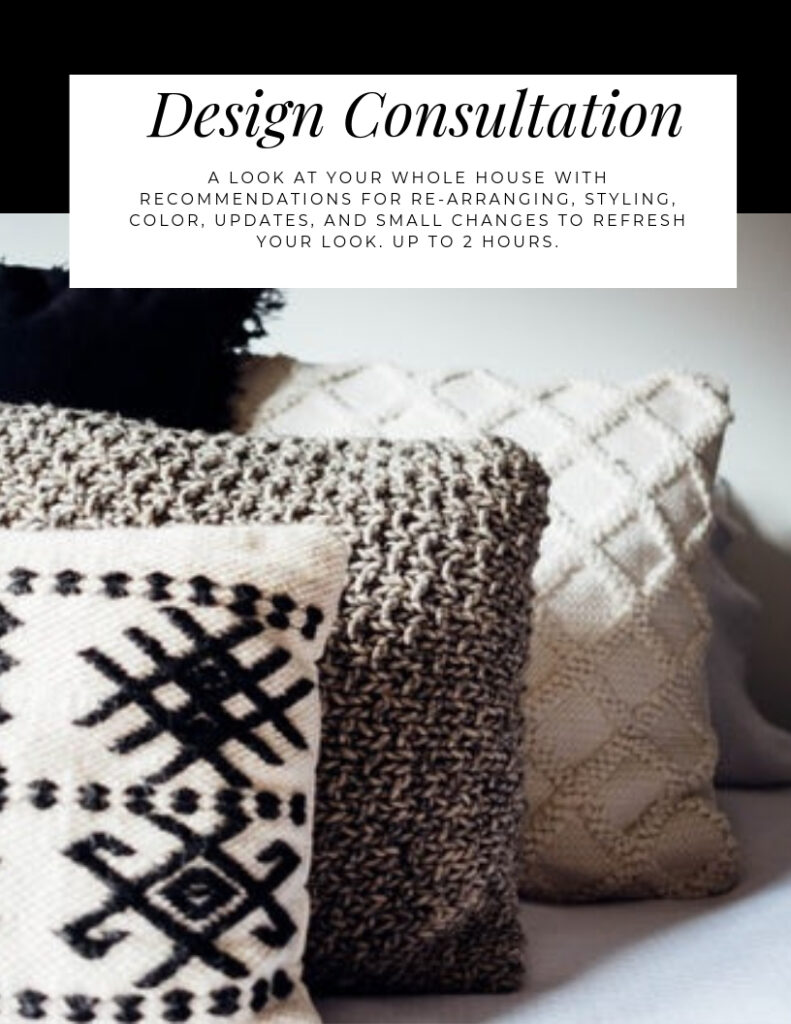 Interior Design Consultation-Online