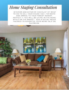 Online home staging consultation with Northern Lights Home Staging and Design. #onlineconsultation #homestaging #onlinehomestaging #realestatemarketing #staging