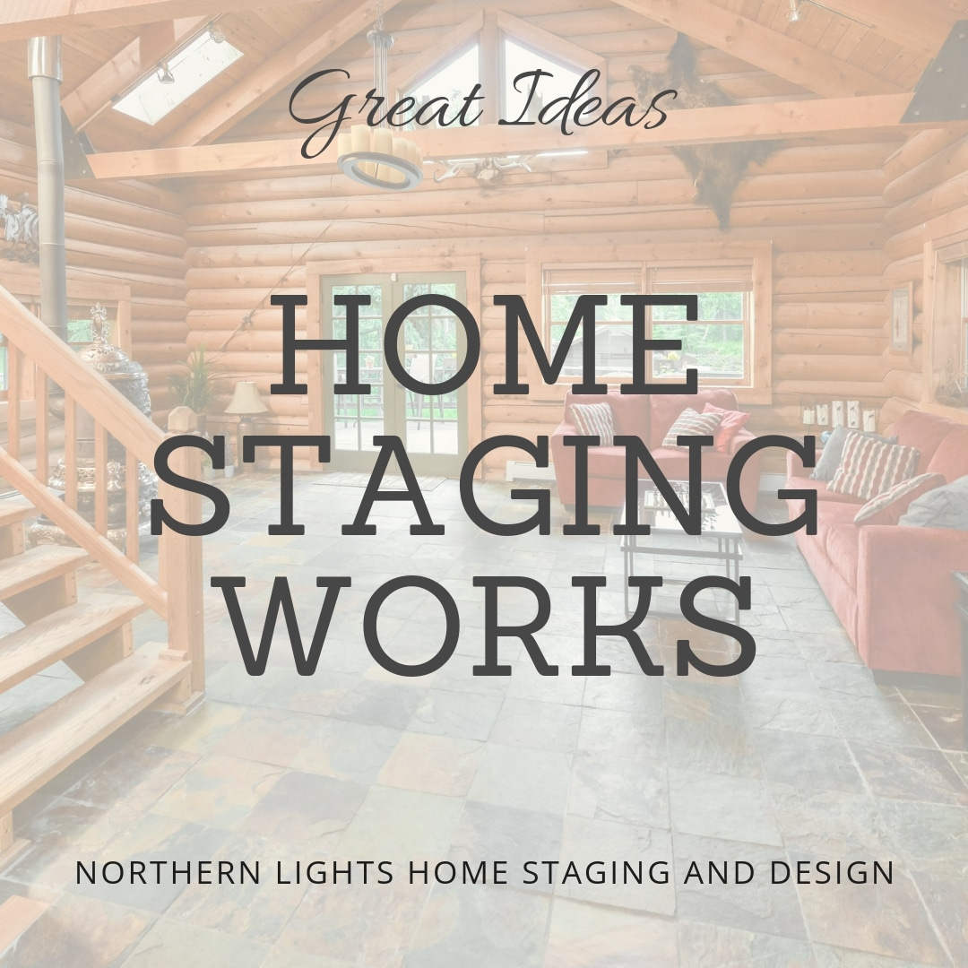 Learn how home staging can help you sell your house fast and for more! #homestaging #staging #realestatemarketing