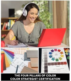 Four Pillars of Color Training Course