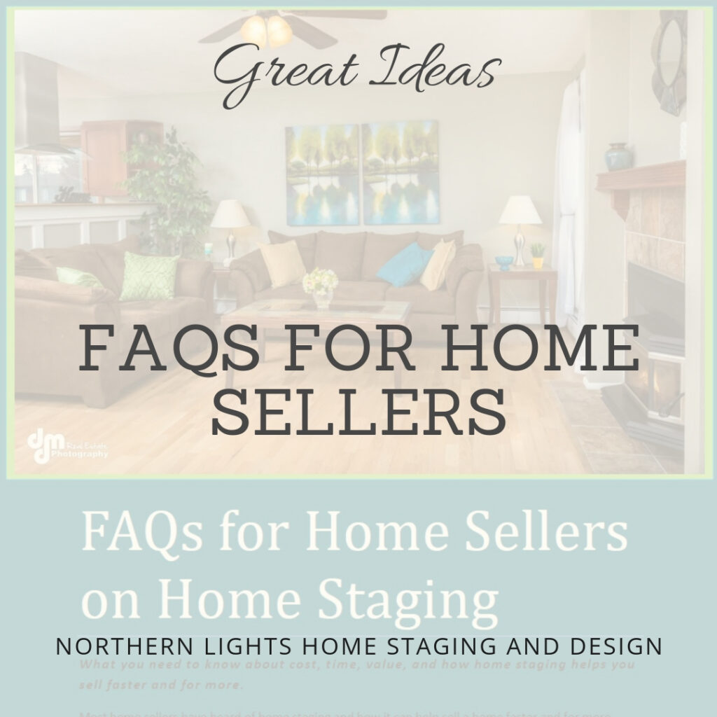 Information for home sellers on how to sell fast and high. Information on home staging and how to use it to sell your house. #homestaging #realestatemarketing