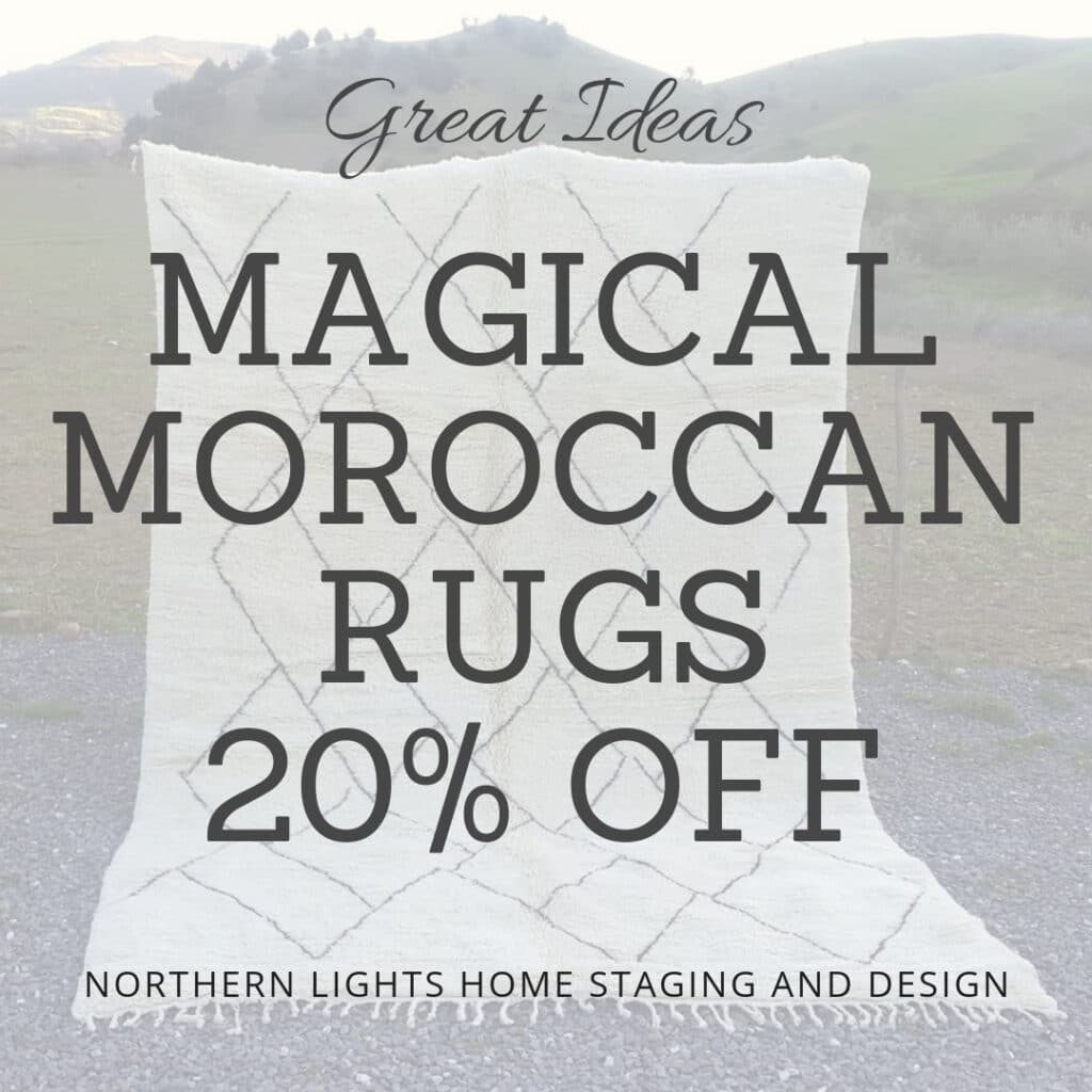Get 20% off any non-sale item at Atlas Weavers with code Northern lights at checkout.