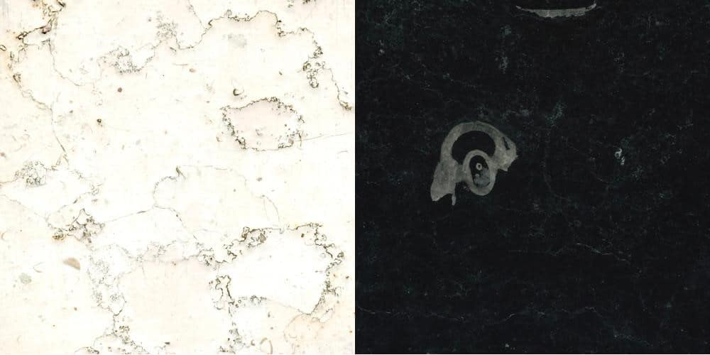 How to Choose a Natural Stone for Kitchen Countertops-marble by Nicole Andrews for Northern Lights Home Staging and Design