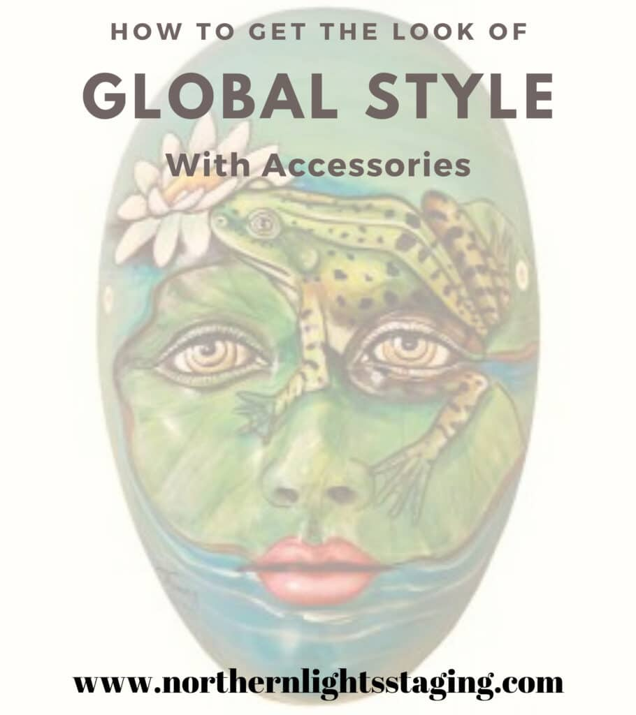 Get the look of Global Style with Accessories #globalstyle #mexicanstyle #bohemian