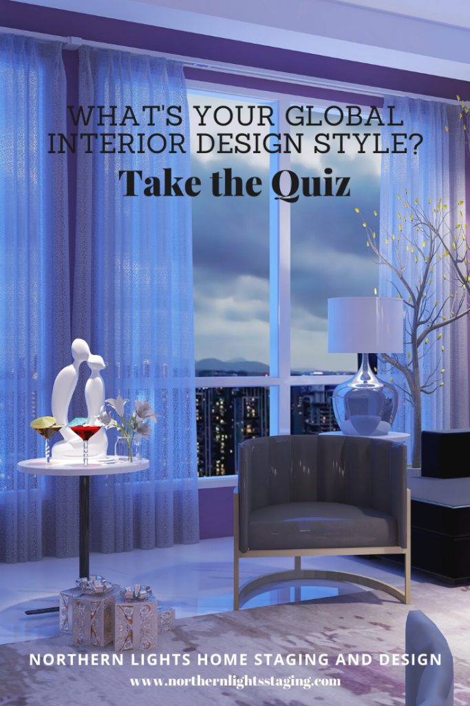 What's your Global Interior Design Style? Take the quiz.