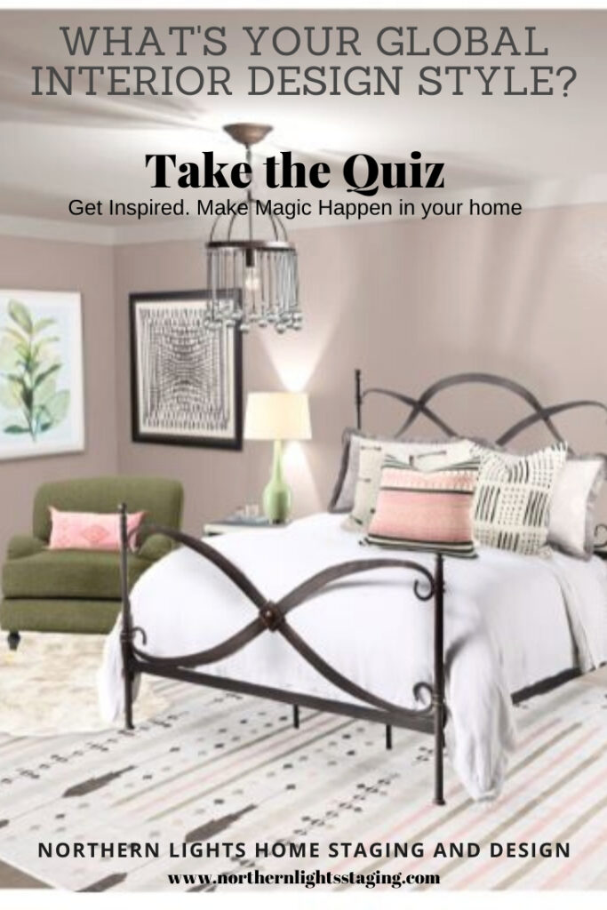 What S Your Global Interior Design Style Take The Quiz Northern Lights Home Staging And Design,Brown House Paint Colors Exterior Ideas