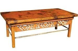 Petroglyph Console Table- Photo from La Fuente #affiliate
