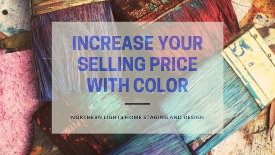 How to flip a house and make a profit. One tip is how to increase your selling price with color.#homestaging #remodeling #interiordesign #colorconsulting #countertops #paintcolors #houseflipping