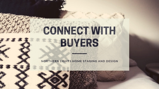 How to flip a house and make a profit by Northern Lights Home Staging and Design. One tip is to connect with buyers.#homestaging #remodeling #interiordesign #colorconsulting #countertops #paintcolors #houseflipping
