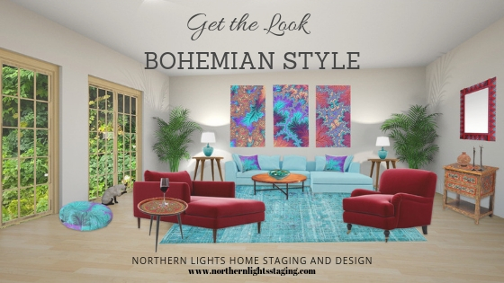 Get the Look- Bohemian Style