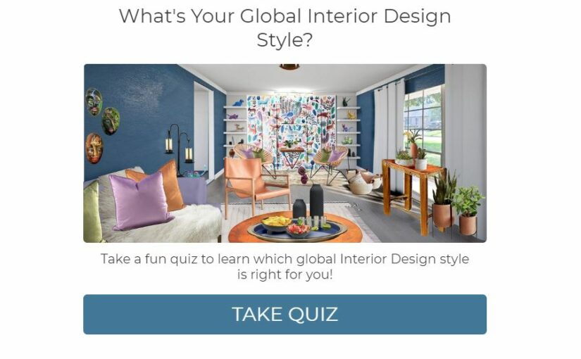 What S Your Global Interior Design Style Take The Quiz Northern Lights Home Staging And Design