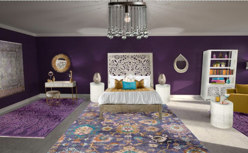 Get the Look- Indian Style Interior Design