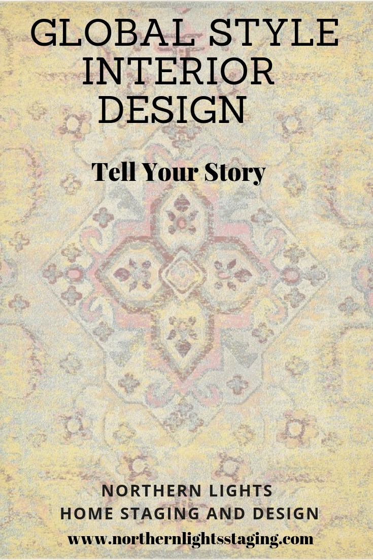 Tell your story with global style Interior Design. My favorite global Interior Design styles explained. Bohemian, Moroccan, Turkish, Mexican, Greek and Indian styles. #globalstyle #Bohemian #boho #Moroccan #Turkish #Mexican #Greek #Indian #homedecor #ethnicdecor #moderndesign #sustainabledesign #greendesign #ecofriendly #designstyles #designquiz #interiordesign #interiordecorating #homestyle #uniquedesign #colorfulhome