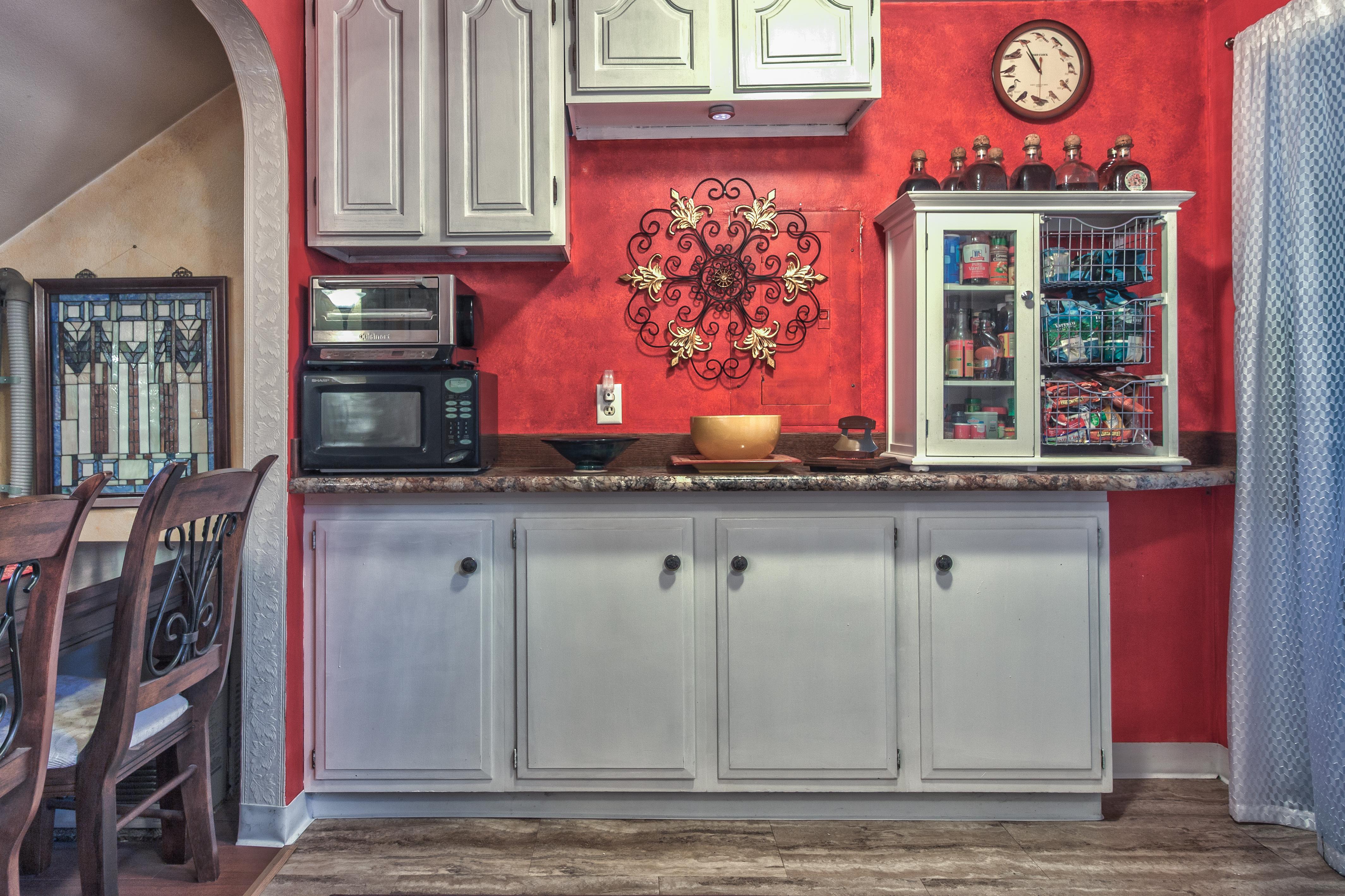 After- Seward Alaska Kitchen Remodel