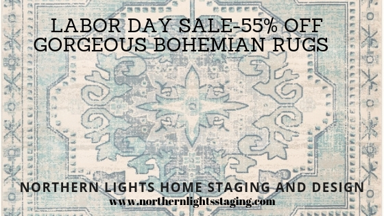 Labor Day Sale 55% Off Gorgeous Bohemian Rugs