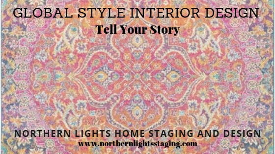 Tell Your Story with Global Style Interior Design
