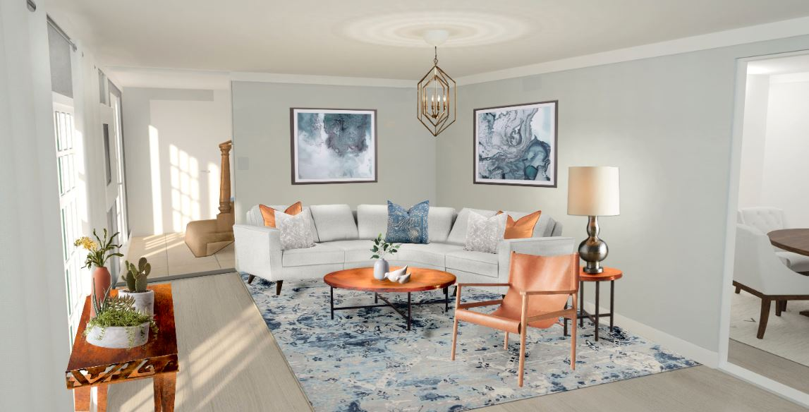Virtual Home Staging- The Pros and Cons. Northern Lights Home Staging and Design. #virtualhomestaging #virtualdesign #homestaging #onlinedesign #realestatemarketing #sellahome #staging