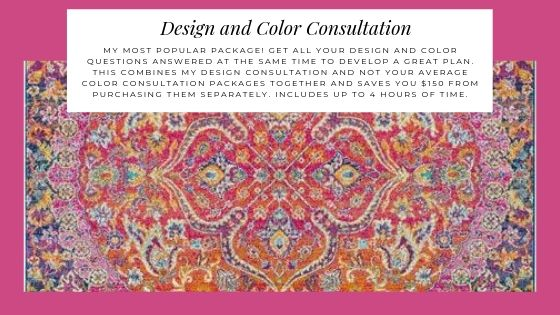 Interior Design and Color Consultation combined. Norther Lights Home Staging and Design. #Designconsultation #colorconsultation