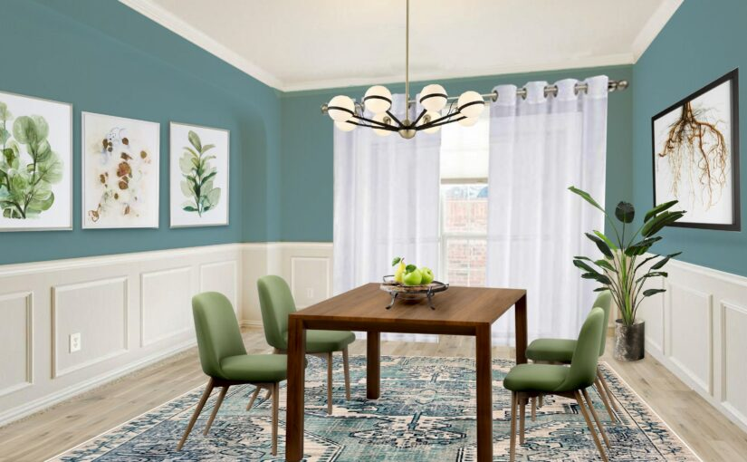 Virtual Home Staging for Realtors and New Home Buyers by Northern Lights Home Staging and Design